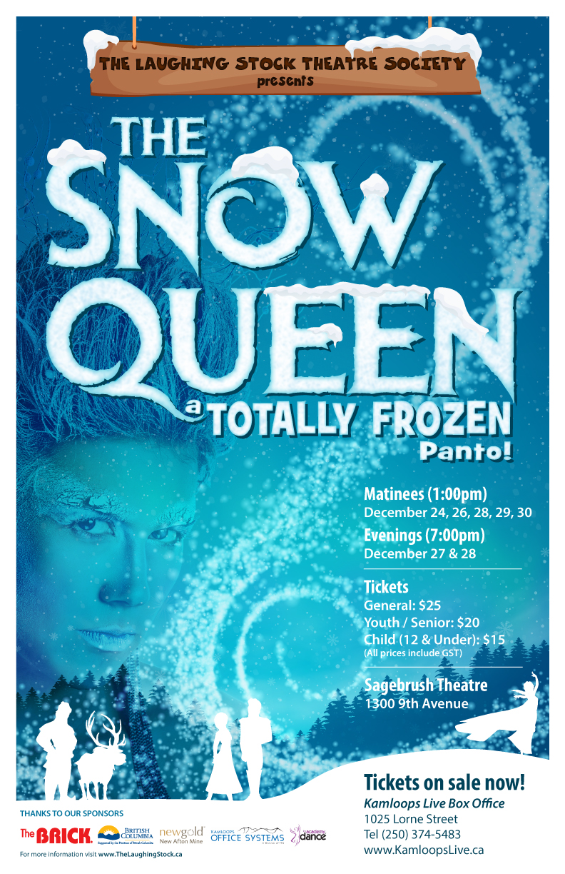 The Snow Queen, A Totally Frozen Panto